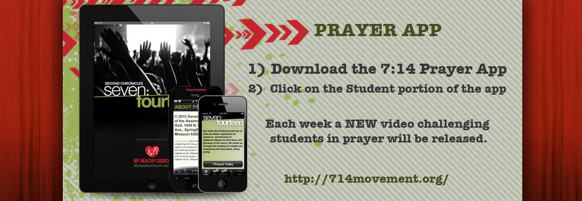 PrayerAppSlide